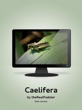 Caelifera Dark by theRealPadster