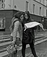 Lost in Paris by Nile-Paparazzi