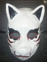Mask by Halloween-reject