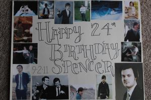 Spencer's Birthday Poster by irunfree