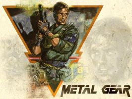 Metal Gear by MetalGearSolid211