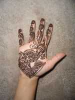 Mehndi Party 2 by A-w0man
