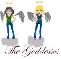 The Goddesses by dffd