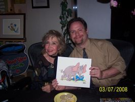 June Foray Horton by osmosis430