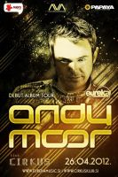 Andy Moor In Circus by Shane66