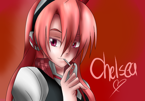 Chelsea by THEChazzPrince