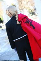 The Fullmetal Alchemist by WitchyElphaba