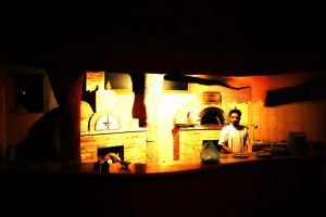 The cook by bujacob