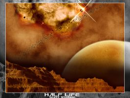 Half Life WP by powerpointer