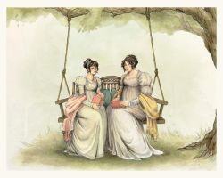A Conversation on Austen by janey-jane