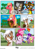 Equestria World - Page 20 by LillayFran