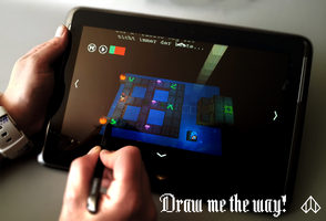 Draw me the way - Screen 1 by Nelde