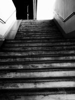 Stairway to Heaven or Hell? by Khanzen