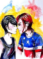 Frerard: Attempt by BananaDock