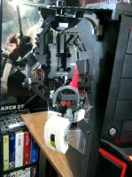Lego GLaDOS 3 by 6-fingers