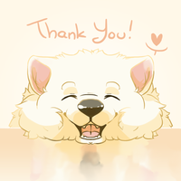 Ezie thank you! by chirpeax