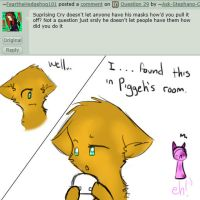Question 30 by Ask-Stephano-Cat