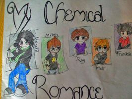 My Chemical Romance by MSorrows