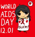 World AIDS Day by horsenmangasami