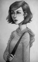 semi-realistic sort of attempt to do coraline by ah-nada