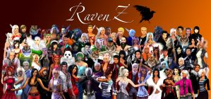 RavenZ by MissQualle