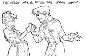 THE HEART WANTS by Cabout