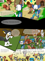 PMD: EoH Chapter 3 - 87 by Evildraws