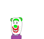 Tigger as The Joker (Updated) by bettybop920