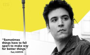 Quote from Ted Mosby by resresres