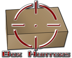 BOX HUNTERS LOGO by sam2993