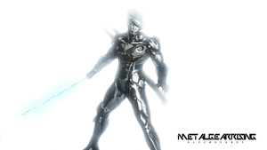 Metal Gear Rising Revengeance Raiden by MrShlapa