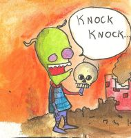 Knock Knock. by augustusceaser