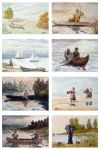 Winslow Homer study by FugasCZ