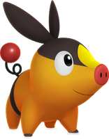 Tepig by ryanthescooterguy