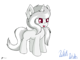 White Wishes by Dawn079