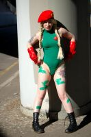Cammy Cosplay 3 by Mistress-Zelda