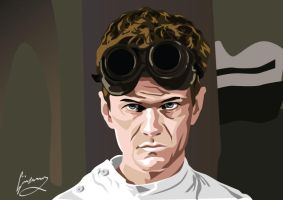 Dr Horrible by ColourChromaticism