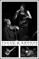 Kronos Quartet and Tanya Tagaq @ YAC by hoshq