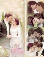 Edward y Bella Cullen by Romi-Twilighsaga