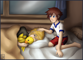 KH Sweet Dreams by AealZX