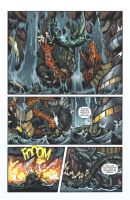 Godzilla Rulers of Earth issue 12 - pg7 by KaijuSamurai