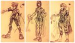 KH Commission (preliminary sketches) by d-AspiringAmeture-b