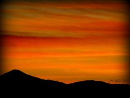 Red Sky At Night is a Sailors Delight by Hayes-Designs