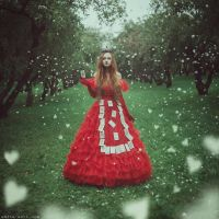 The Queen of Hearts by AnitaAnti