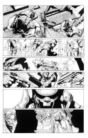 Leinil Yu Richard Friend Silent Dragon page by Blasterkid