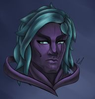 Vickuul Portrait by Athaso