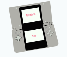 Nintendo DS by Sieracki