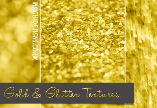 Free gold and glitter large textures by Mephotos