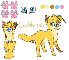 CotC- Goldenkit REF Sheet by screms