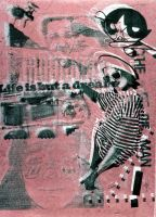 Life is but a dream by Wam
